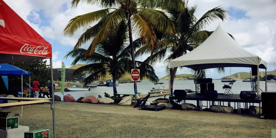 bvi wagner sailing rally 2015 at trellis bay