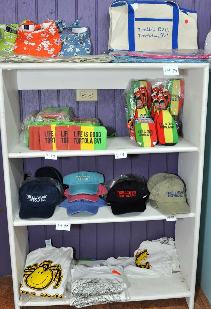 gift items available at trellis gift shop