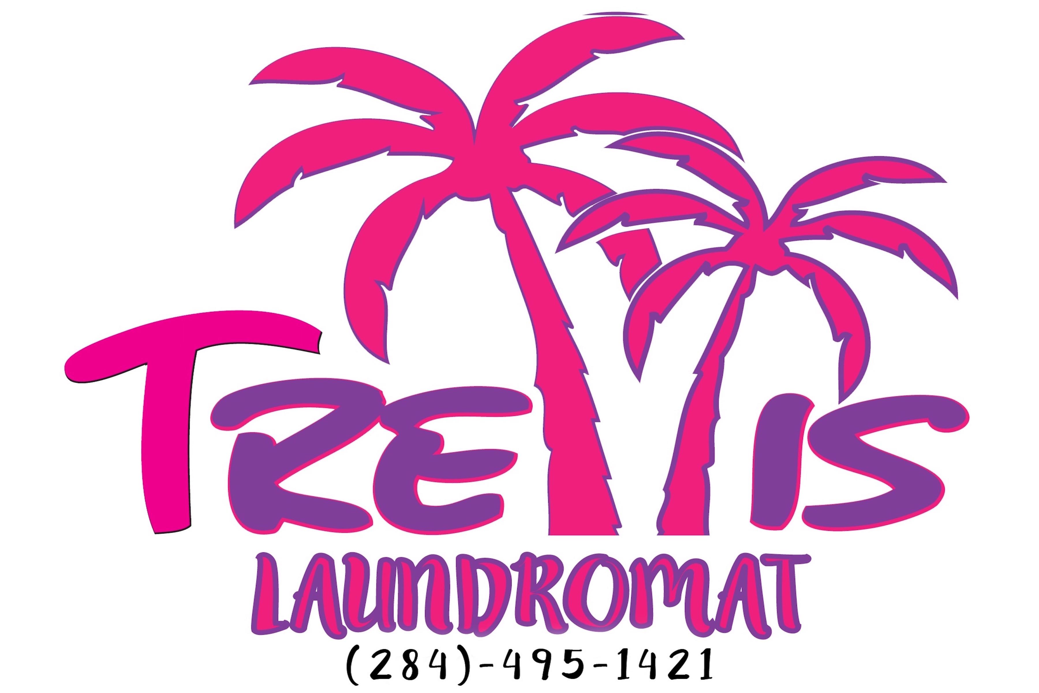 Trellis Laundromat Main Logo